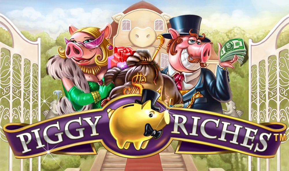 Piggy Riches tragaperras