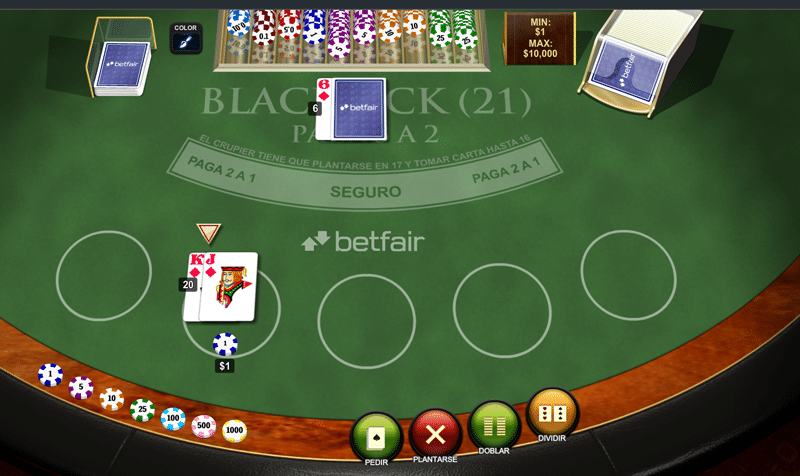 jugar_blackjack_gratis_betfair