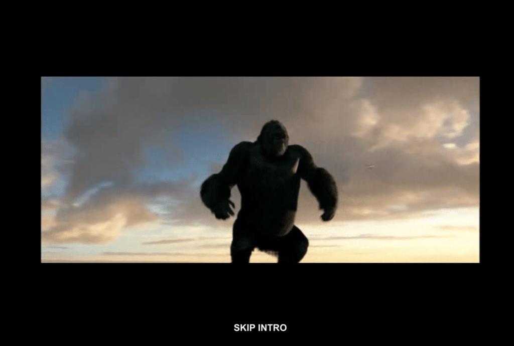 King Kong introducción