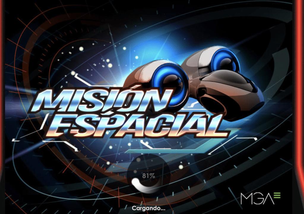 Misión Espacial logo