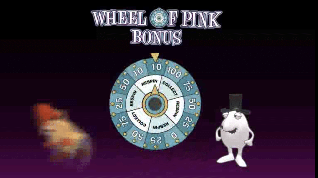Pink Panther wheel