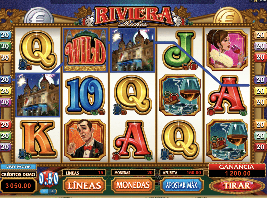 Riviera Riches premio