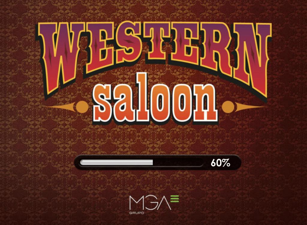 Western Saloon logo