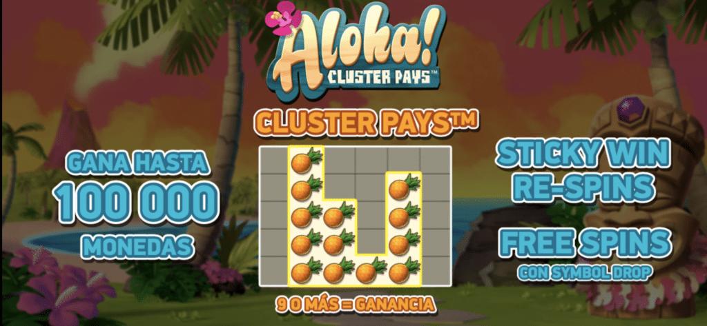 Aloha! logo