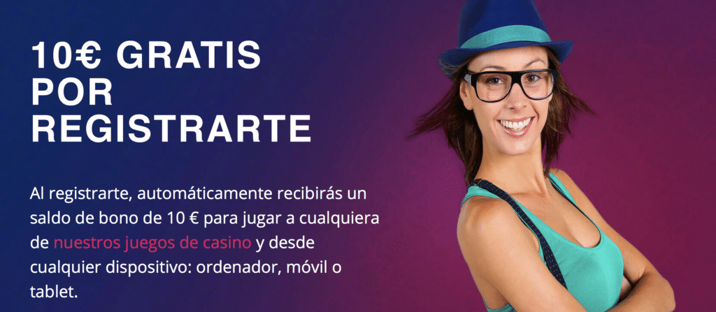 Casino Gran Madrid 10€ gratis