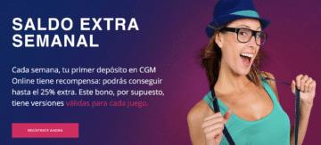 Casino Gran Madrid promo