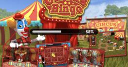 Circus bingo tragaperras