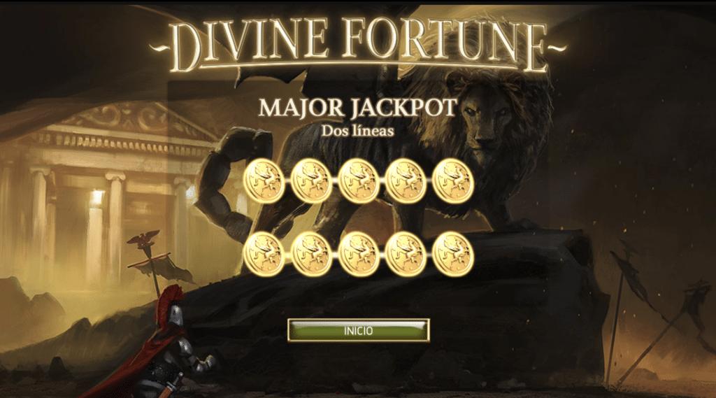 Divine Fortune bono