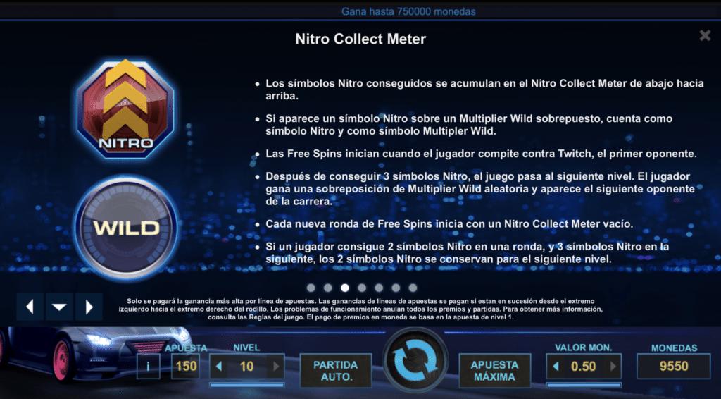 Drive Nitro