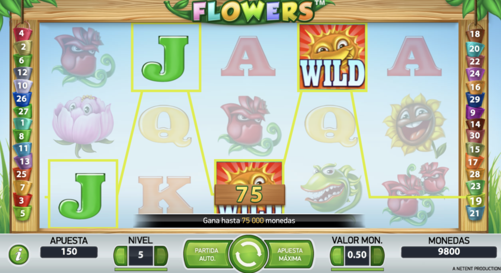 Flowers premio