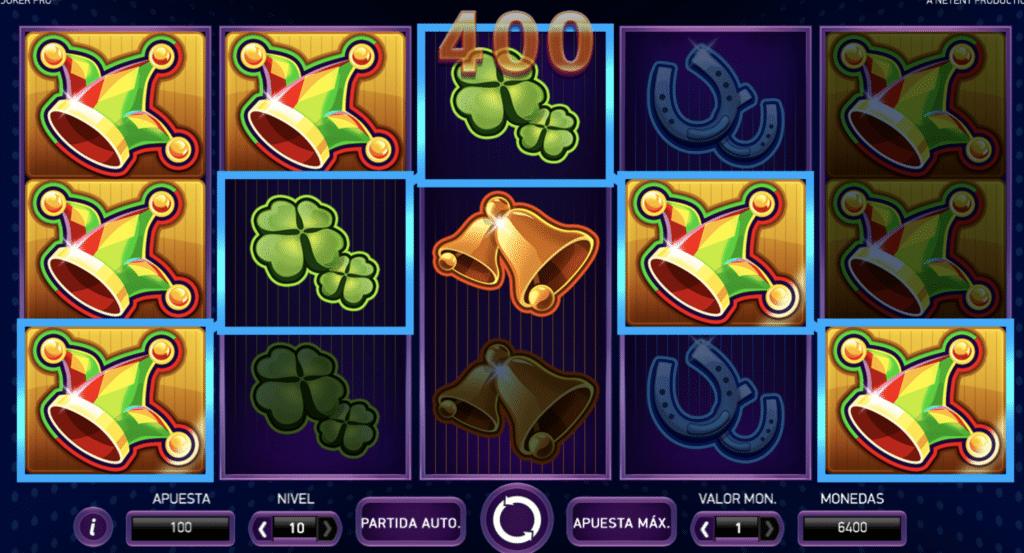 JokerPro jugando