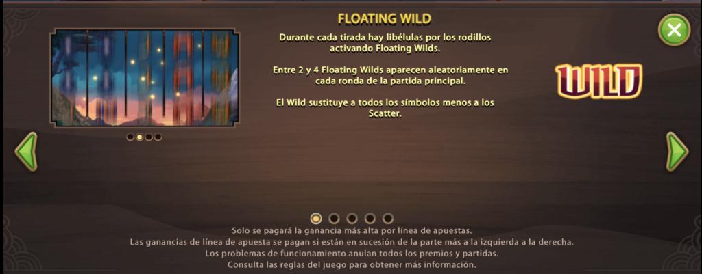 Lights Floatiing Wild