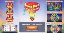 Theme Park logo