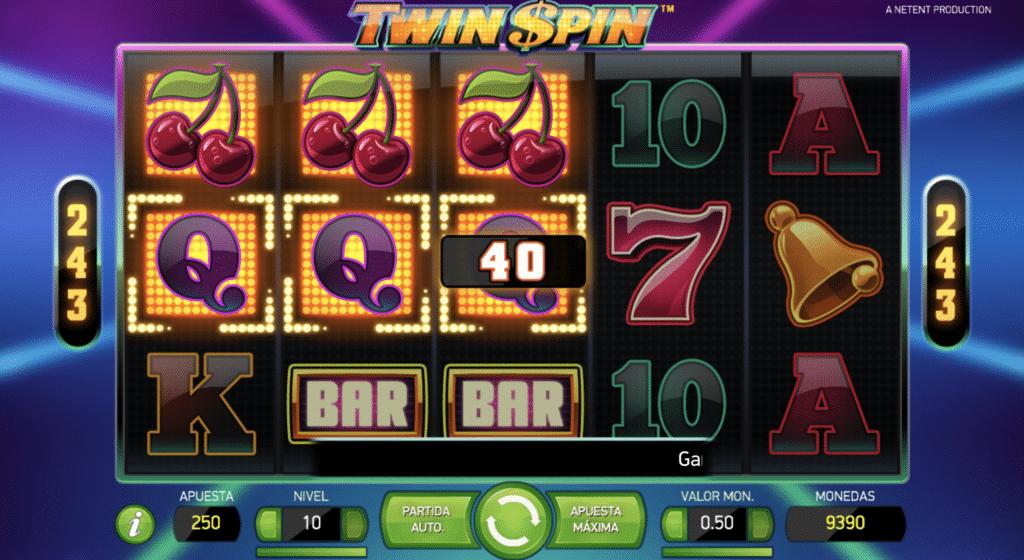Twin Spin premio
