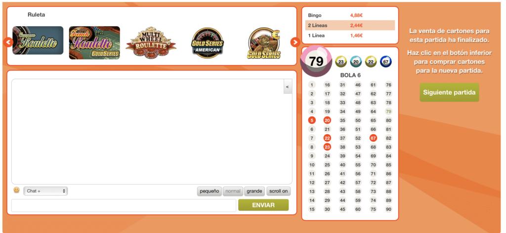 enracha bingo90