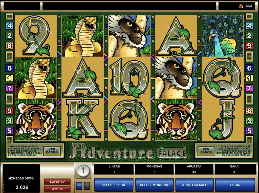Adventure Palace premio