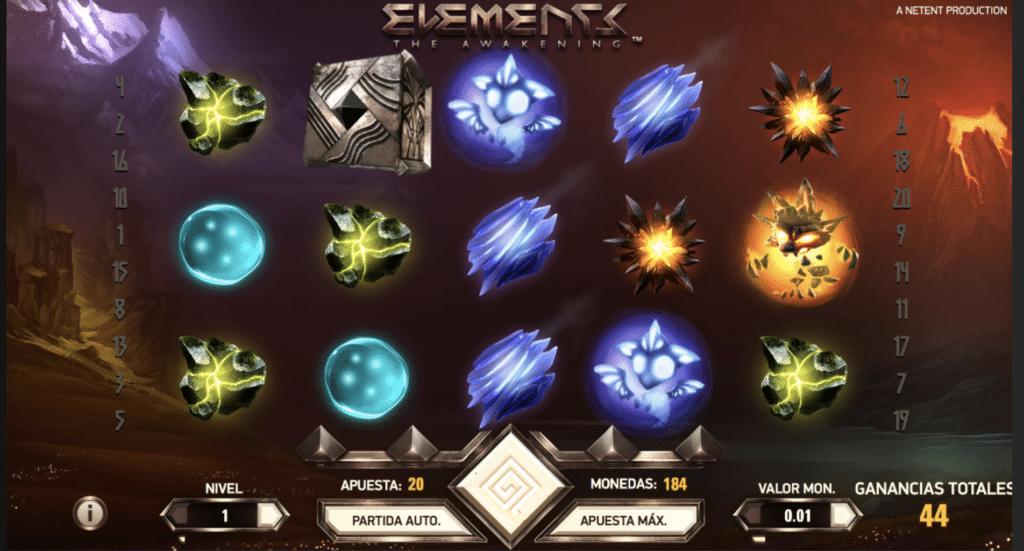 Elements jugando