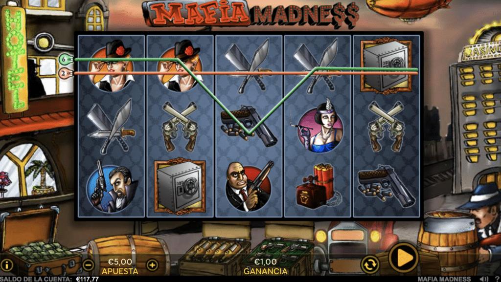 Mafia Madness premio