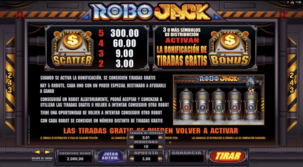 RoboJack premios