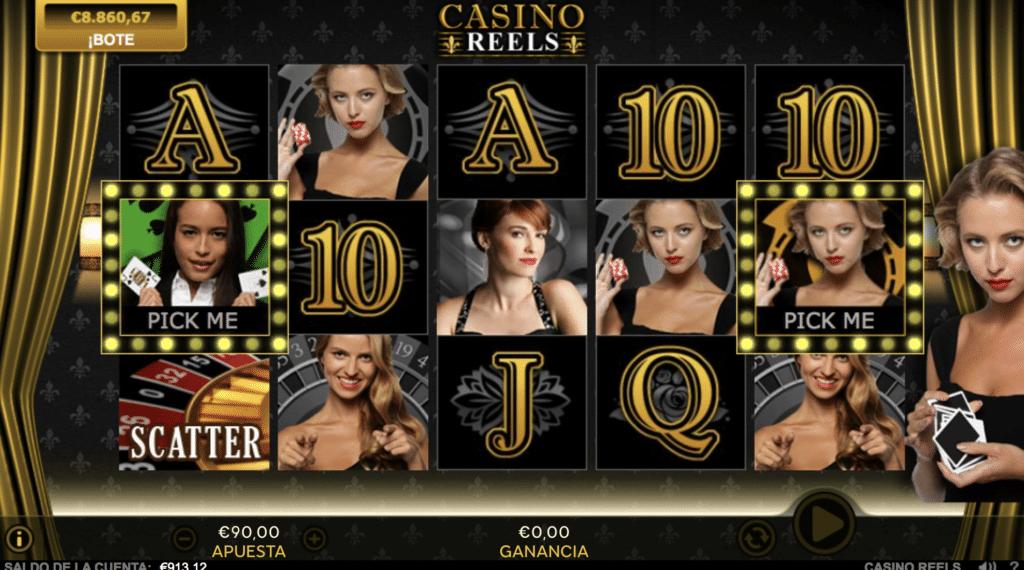 Casino Reels tragaperras