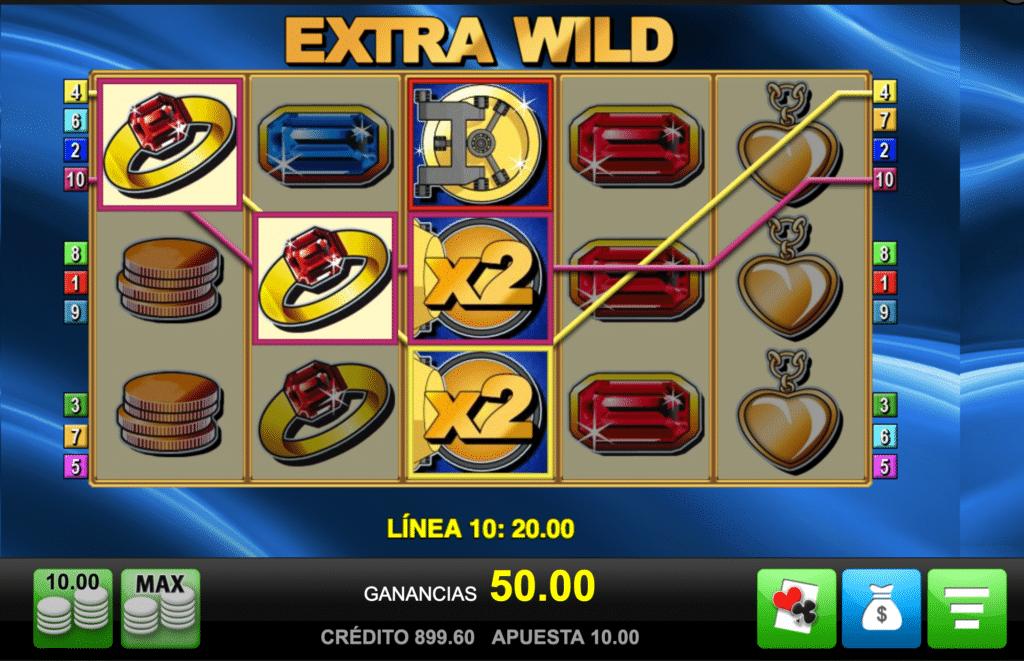 Extra Wild premio