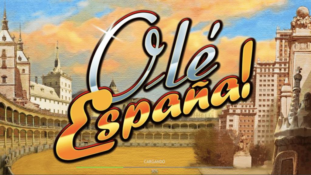 Olé España!
