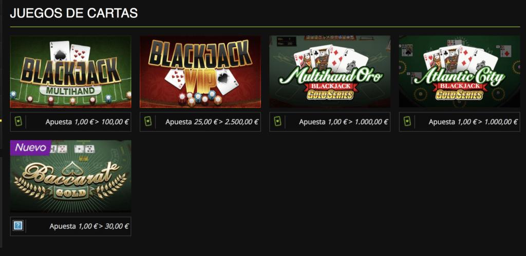 ViveLaSuerte.es bono cartas