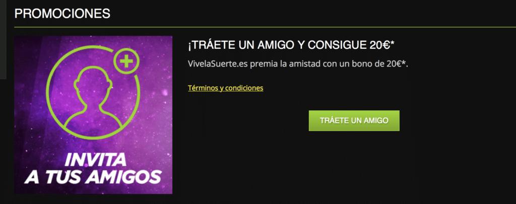 ViveLaSuerte.es bono
