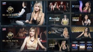 1XBET casino en vivo