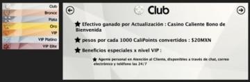 Caliente Club