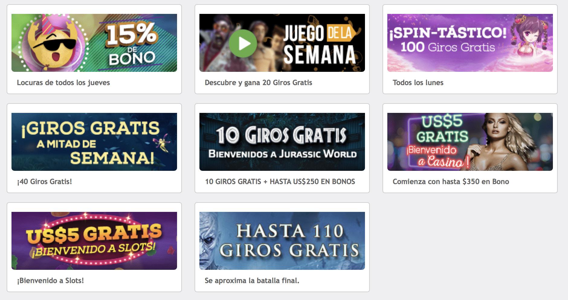Betmotion promos casinos
