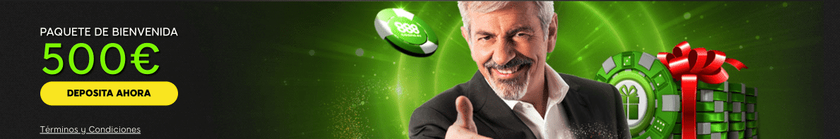 888Casino bono 500 euros