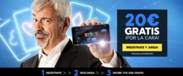 888poker bono 20€