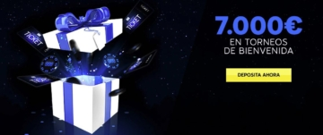 888poker torneos de bienvenida