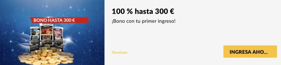 Bono StarVegas 300€