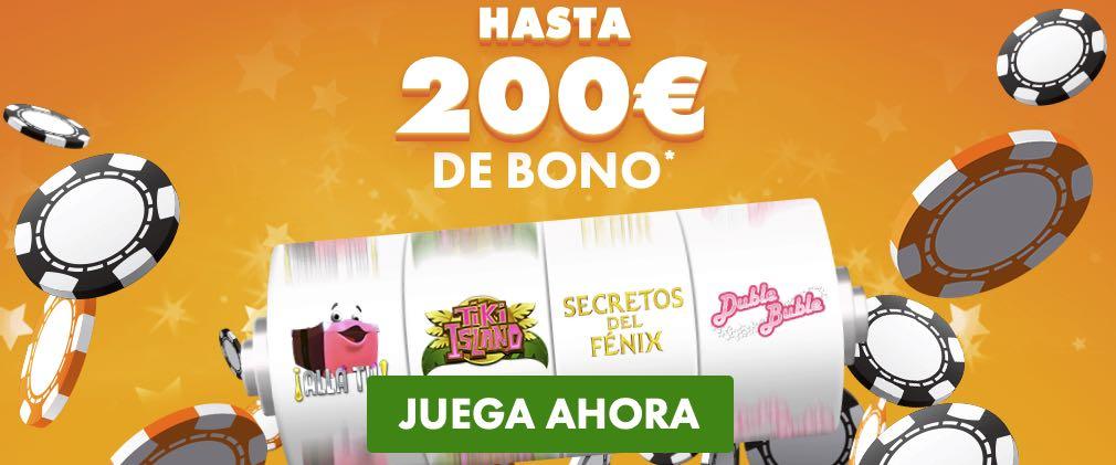 Botemania bono 200
