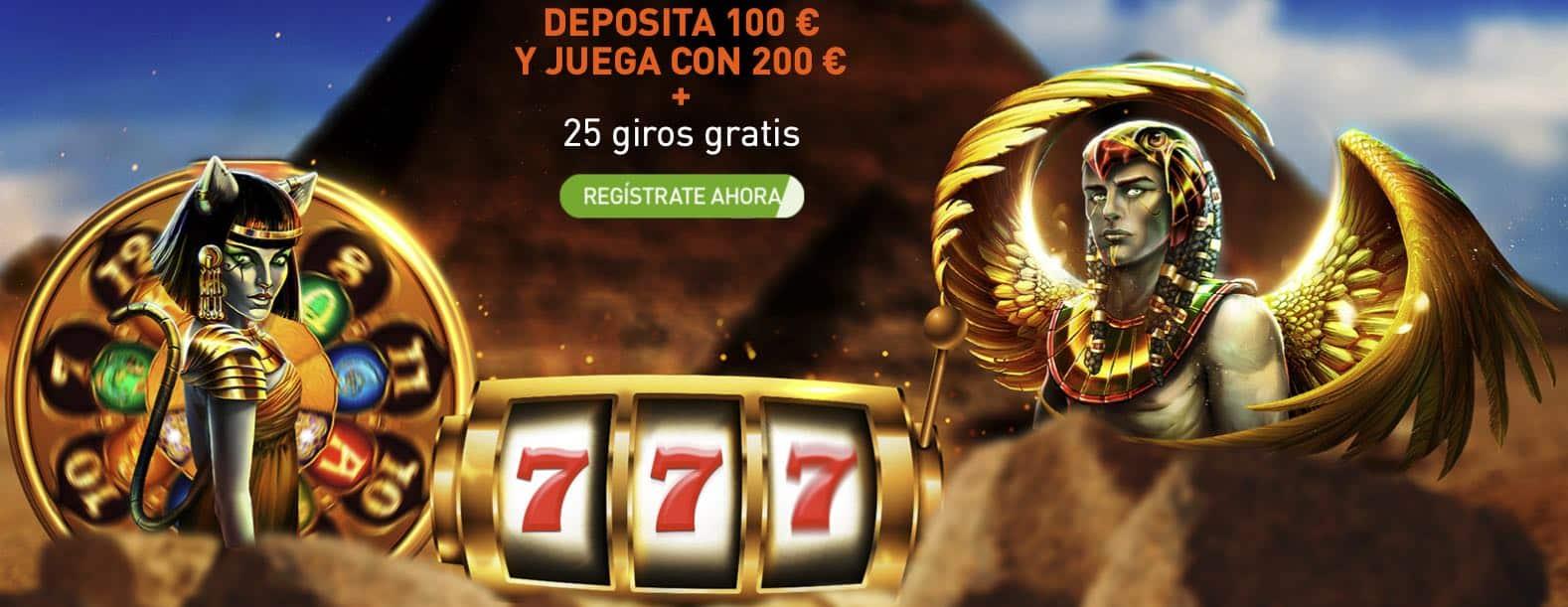 Casino 777 bono 200
