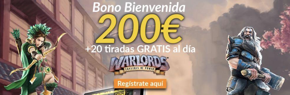 CasinoBarcelona bonus 200