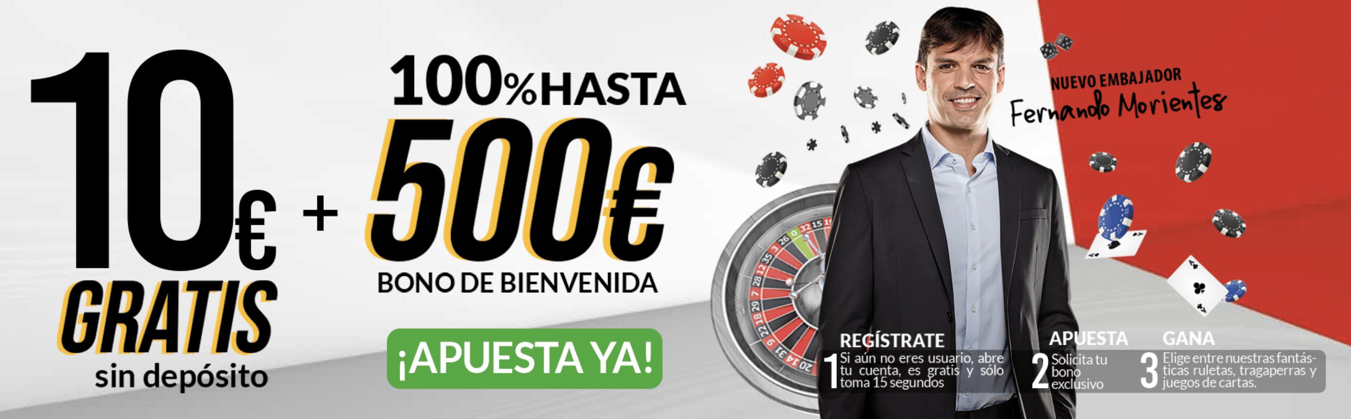 MarcaApuestas bono casino