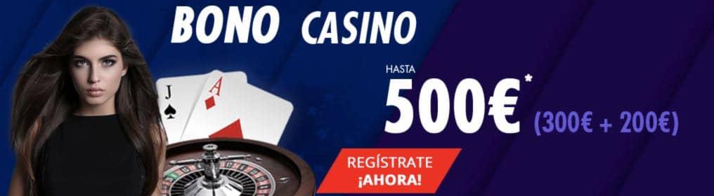 Nuevo Bono Suertia casino