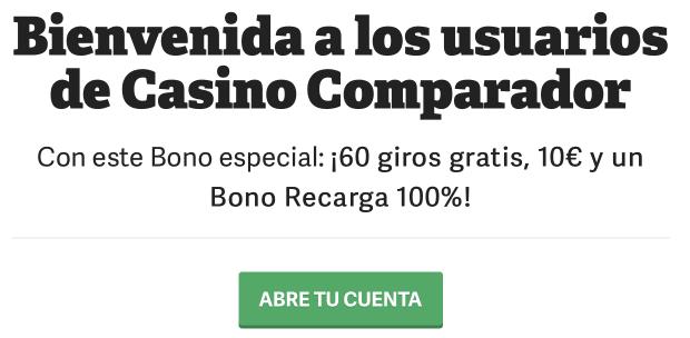 Paf CasinoComparador