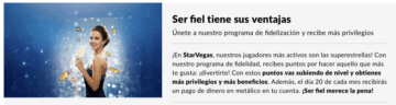 StarVegas Club VIP