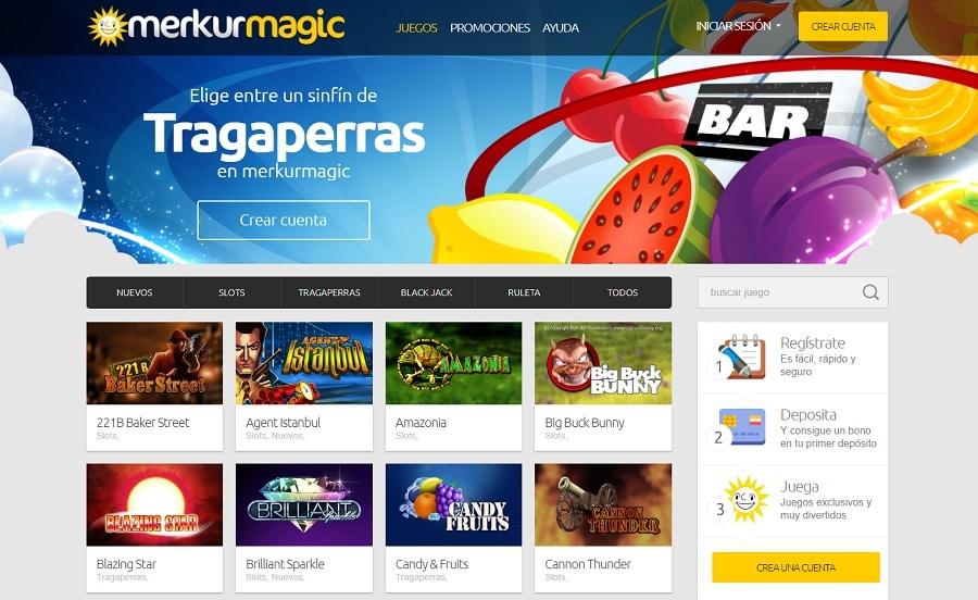 MerkurMagic App Casino