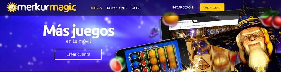 MerkurMagic App Juegos