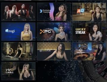 1xslot Live Casino