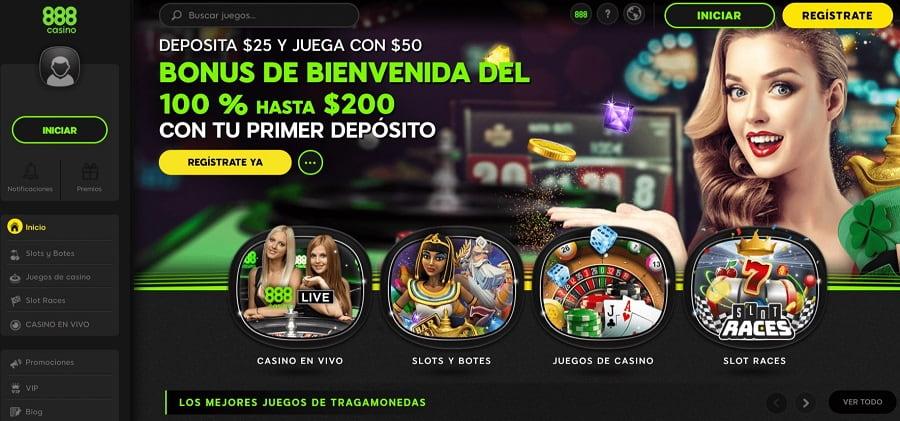 México 888casino