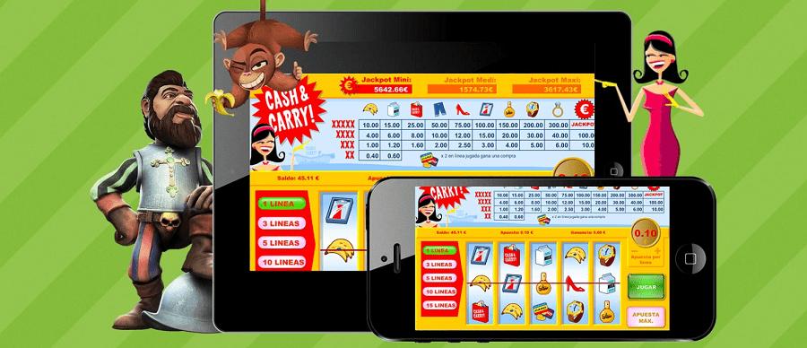 Comparativa apps Casino Paf