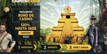 Campeonbet bono casino