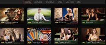 Casino en vivo KTO