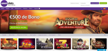 Omni Slots Bono Web